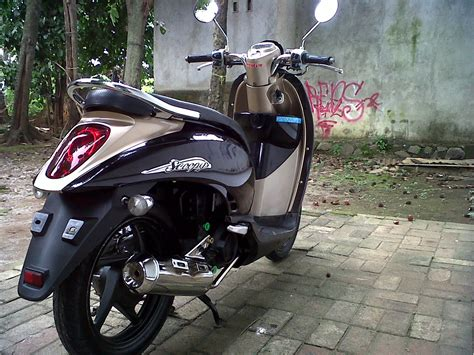 Scoopy Modifikasi by File Scoopy Thailand Look Scoopy Modifikasi Honda