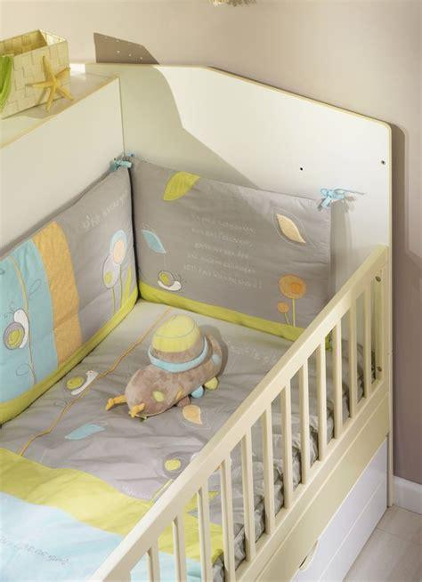 tour de lit bebe sauthon decoration triate du salon beldi chaios