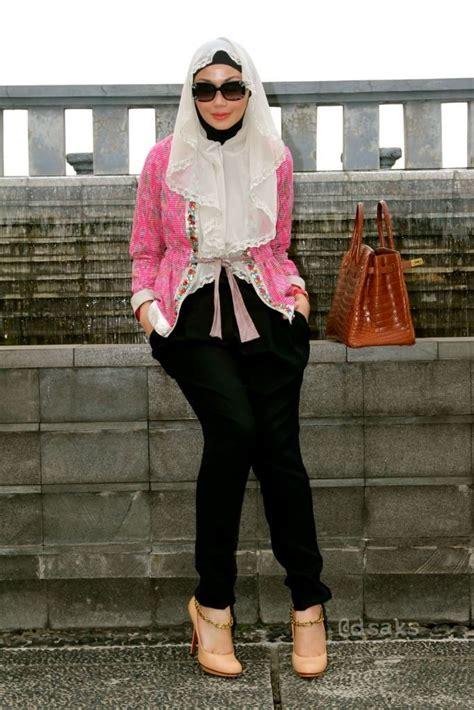 Fashionable Muslim Hijab Fashion For 2015 - HijabiWorld