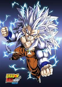 Super Saiyan 5 - DRAGON BALL - Zerochan Anime Image Board