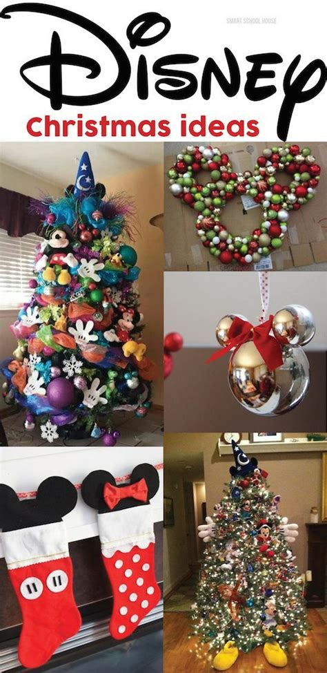 25 best ideas about disney christmas decorations on