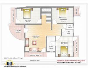 Indian Home Design With House Plan 2435 SqFt Kerala