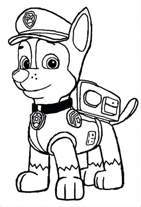 Coloring : 59 Splendi Kids Pages Paw Patrol Free Rocky