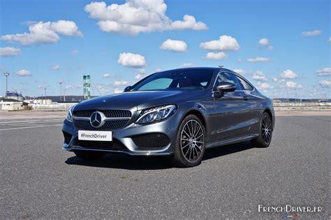 Essai De La Mercedes Classe C Coupé L'élégance