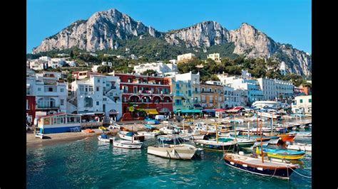 Top Tourist Attractions In Capri Italy Travel Guide