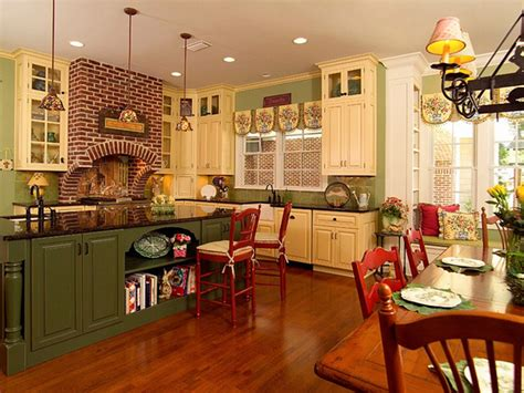 country kitchen color ideas design ideas on country kitchens