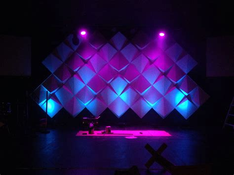 church set design how to create big stages with small budgets the creative