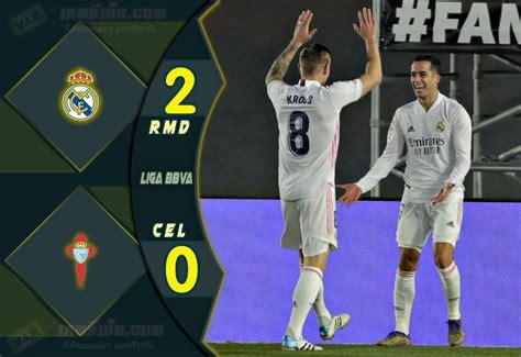 ลาลีกา สเปน (spanish la liga : ไฮไลท์ฟุตบอลเทพทีเด็ด ลาลีก้า สเปน เรอัล มาดริด 2-0 เซลต้า ...
