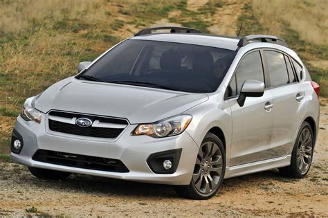subaru hatchback used 2014 subaru impreza hatchback pricing for sale