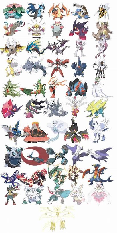 Pokemon Mega Evolution Gen Talk Let Before