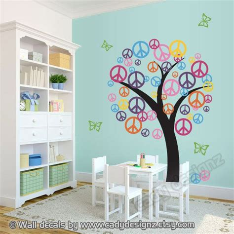 Peace Sign Decorations For Bedrooms by Peace Sign Room Decor Ideas La Luxury Homes