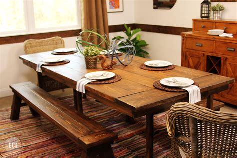 ikea hack build a farmhouse table the easy way east