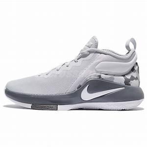 Nike Lebron Witness Ii Ep 2 James Grey White Camo Men