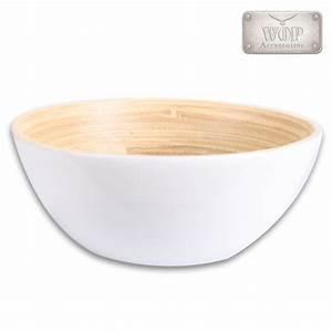 Teller Schwarz Weiß : dekoschale schale teller knabberschale dekosch ssel sch ssel bambus wei schwarz ebay ~ Eleganceandgraceweddings.com Haus und Dekorationen