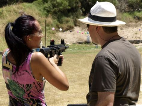Target Shooting In Cape Town  Shooting Range Action