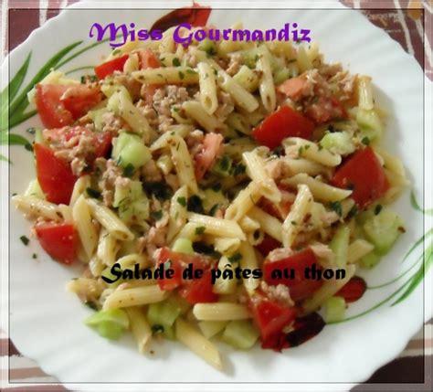 salade p 226 tes au thon ma bulle gourmande