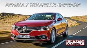 Gamme Renault 2018 : renault safrane retour en 2018 ~ Medecine-chirurgie-esthetiques.com Avis de Voitures