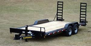 102 U0026quot  Wide Equipment Trailer Option