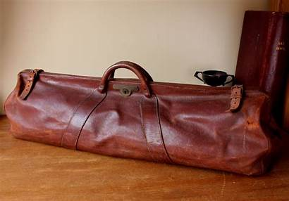 Coffin Cricket Leather Bag English Bat Sold