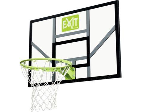 panneau de basket panier de basket exit galaxy avec panneau hornbach