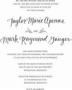 luxury wedding invitation wording one set of parents With wedding invitation wording one set of parents hosting
