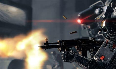 Amazoncom Wolfenstein The New Order  Playstation 4