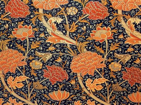 William Morris Upholstery Fabric by Fabric Furniture William Morris Textile Morris Upholstery