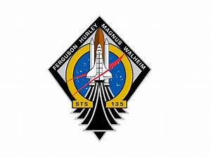 NASA - STS-135 Mission Patch