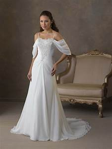 long chiffon wedding dress dresscab With wedding dresses chiffon