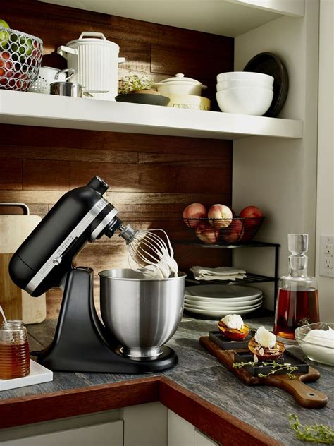 KitchenAid Artisan Mini Black Stand Mixer   KSM3311XBM