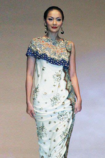 batik dress  danar hadi batik indonesia pinterest