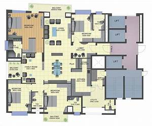 4 bedroom luxury apartment floor plans buybrinkhomescom With luxury 4 bedroom apartment floor plans
