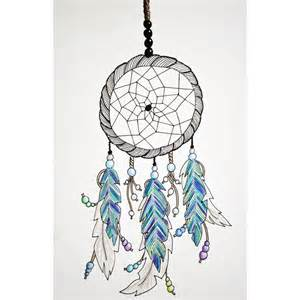 Dream Catcher Artwork by Sharpie And Colored Pencil Dreamcatcher Art Drawing