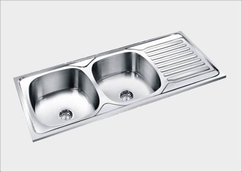 double sink with drainboard imagine group double bowl sinks drain board