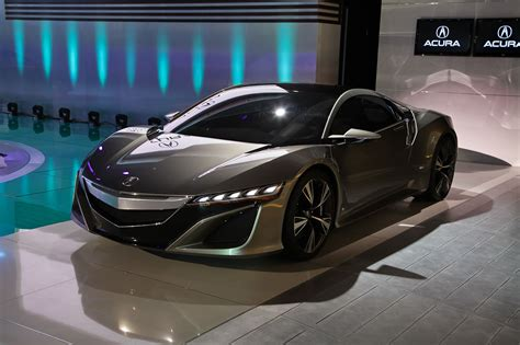 2012 acura nsx concept gallery 447910 top speed