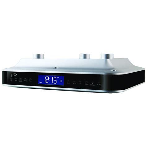 Ilive Under Cabinet Radio Walmart ilive bluetooth under cabinet system ikb333s the