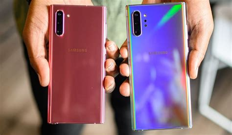 samsung galaxy note 10 note 10 plus which one to buy