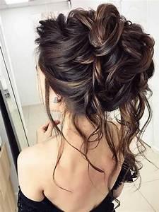 20 Stylish Easy Updos for Long Hair crazyforus