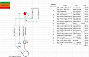 Return Fuel System Setup  This Correct  - Ls1tech