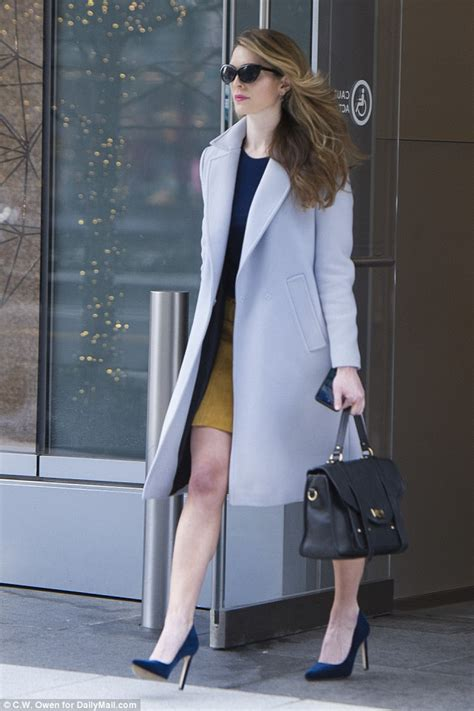 Hope Hicks' most fashionable looks revealed | Daily Mail ...