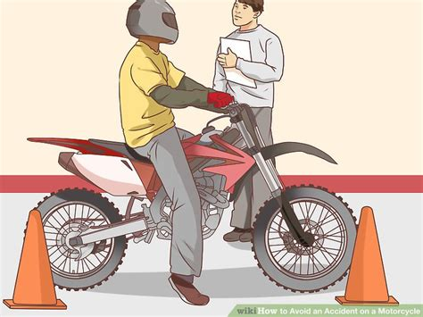 How To Avoid An Accident On A Motorcycle