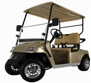 China Electric Golf Cart  2 Seats  Ce  Factory Supply