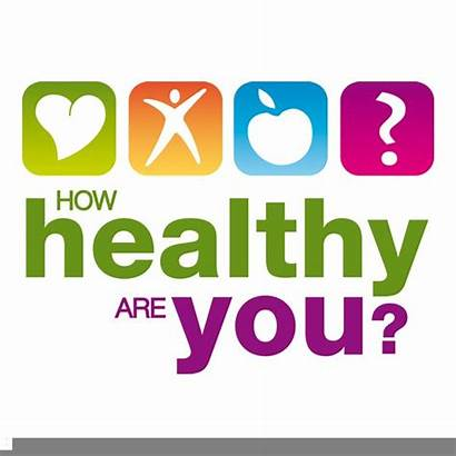 Health Wellness Clipart Check Preventive Wellbeing Checkup
