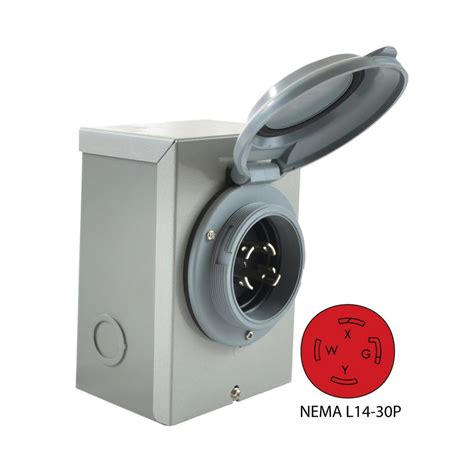 conntek diy wiring generatorindustrial nema  p  amp  volt  prong locking power