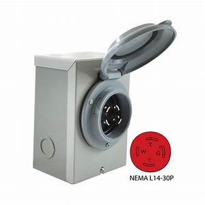 Conntek Diy Wiring Generator  Industrial Nema L14