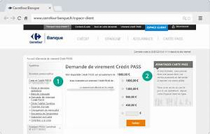 Credit Pass Carrefour : guide de demande de cr dit pass carrefour banque ~ Maxctalentgroup.com Avis de Voitures