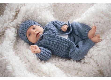 babykleidung selbst gestrickt tunika hose stirnband wunschfee