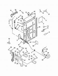 Kenmore 11022972103 Washer Parts