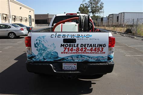 Boat Paint Repair Near Me by Clearwave Mobile Auto Detailing Skid Mount With Partial