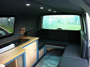 u shaped seating page 2 vw t4 forum vw t5 forum vw With ideas interior vw t4